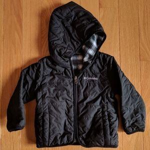 Columbia Infant Double Trouble Reversible Jacket